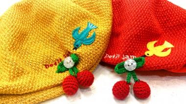 ベレー帽02
