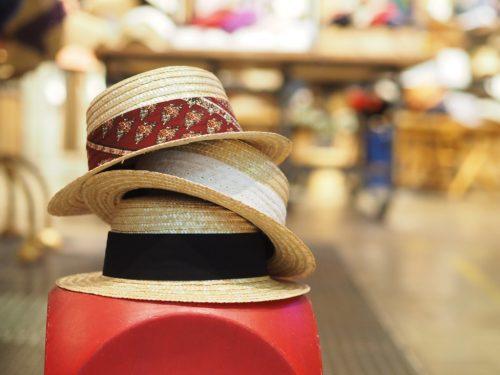 カンカン帽3