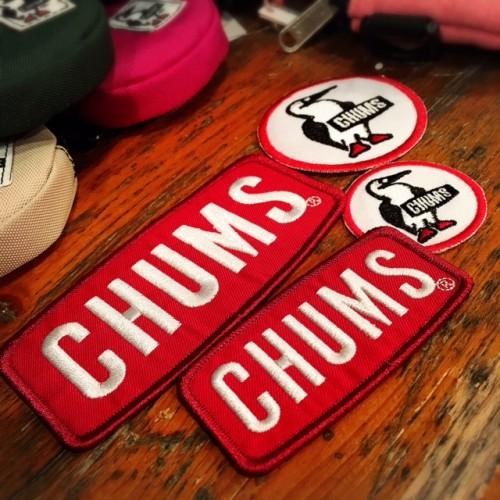 広島 CHUMS ワッペン 雑貨