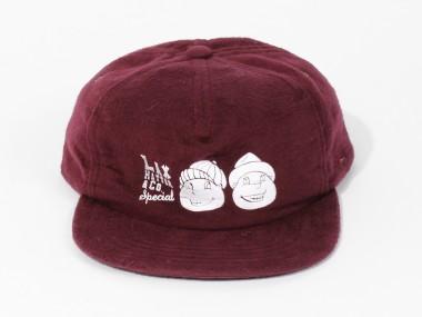 帽子通販専門店shappo online CA4LA(カシラ) LAX CAP PART2  キャップ トップ