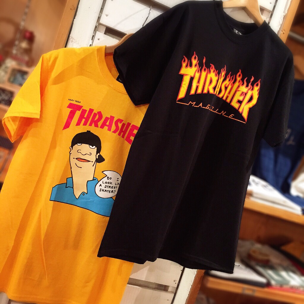 広島 THRASHER Tシャツ 雑貨2