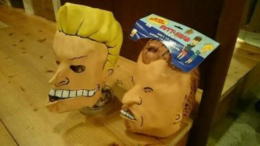 広島 BEAVIS AND BUTT-HEAD マスク 雑貨