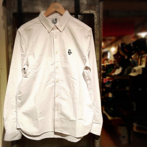 広島 CHUMS LS OX Shirt 雑貨2