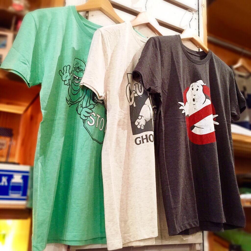 広島 ゴーストバスターズ Tシャツ 雑貨