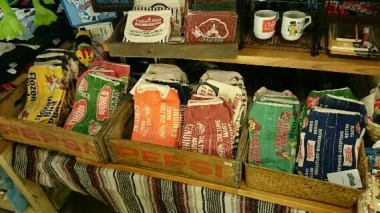 広島 キャンバス ティッシュカバー 雑貨