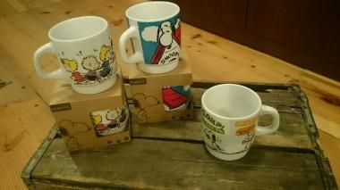 広島 スヌーピー マグカップ 雑貨