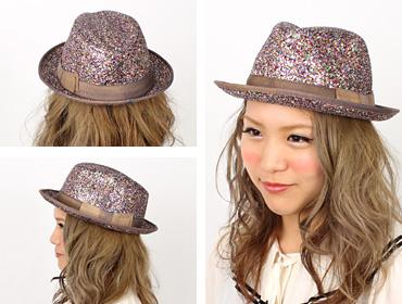帽子通販専門店shappo online  CA4LA(カシラ) LIGHT DANCE ハット サムネイル