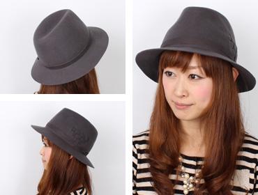 帽子通販専門店shappo online  CA4LA(カシラ)旅を編む ハット サムネイル