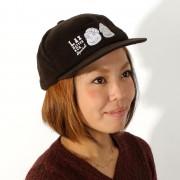 帽子通販専門店shappo online CA4LA(カシラ) LAX CAP PART2  キャップ 着用