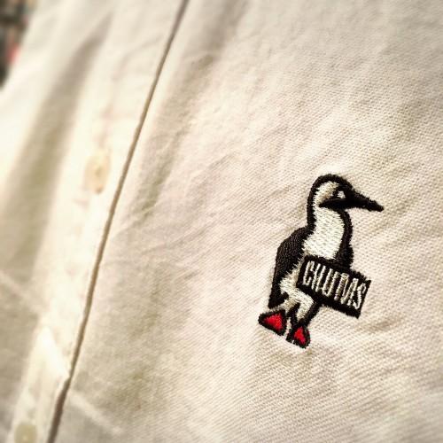 広島 CHUMS LS OX Shirt 雑貨3