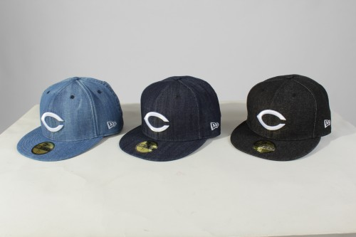 カープ 59FIFTY DENIM