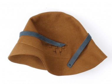 帽子通販専門店shappo online  CA4LA(カシラ)旅を編む ハット 折りたたみ1