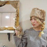 ロシア帽リリアンさん1