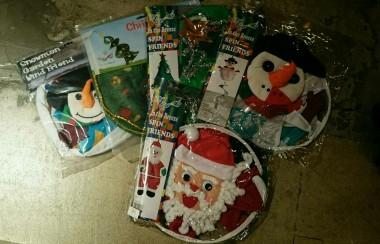 広島 ウインドスピナー クリスマス 雑貨