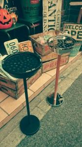 広島 スタンドアッシュトレイ 雑貨
