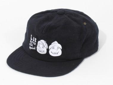 帽子通販専門店shappo online CA4LA(カシラ) LAX CAP PART2  キャップ トップ2
