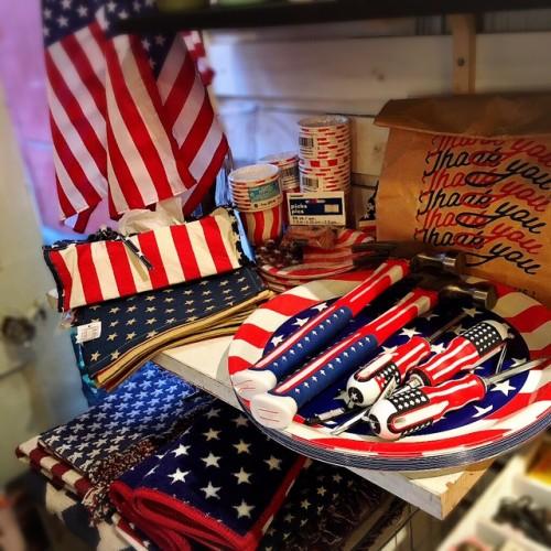 広島 星条旗コーナー 雑貨