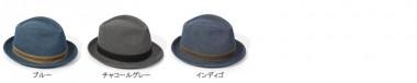 帽子通販専門店shappo online CA4LA(カシラ)NAKED 13 ハット カラバリ