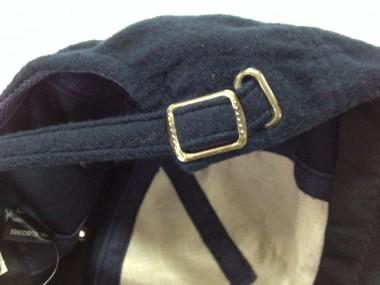 帽子通販専門店shappo online CA4LA(カシラ) LAX CAP PART2  キャップ ボタン2