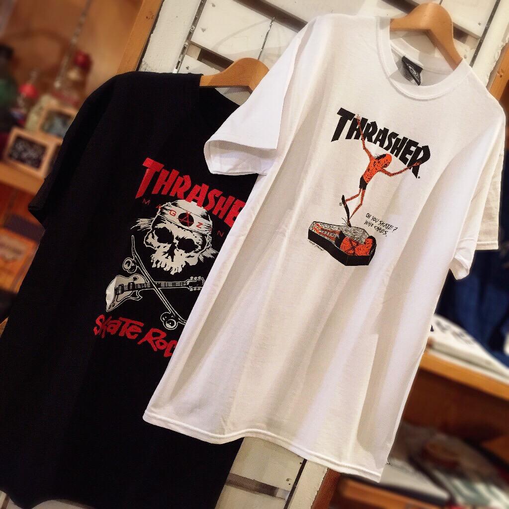 広島 THRASHER Tシャツ 雑貨3