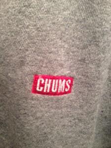 広島CHUMS杢スウェット1