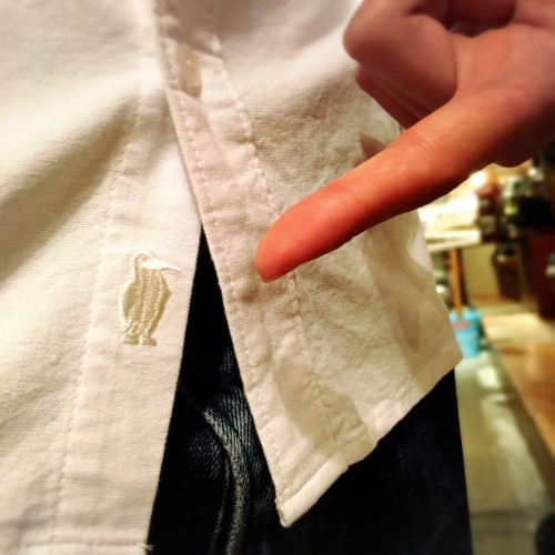 広島 CHUMS LS OX Shirt 雑貨4