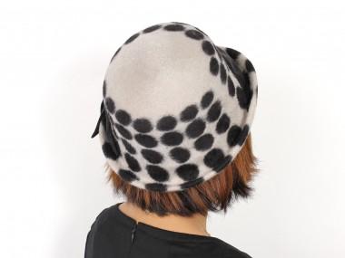 帽子通販専門店shappo online CA4LA(カシラ) LADY LIKE ハット 着用2