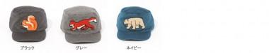 帽子通販専門店shappo online  Grace(グレース)THE ANIMAL CAP カラバリ