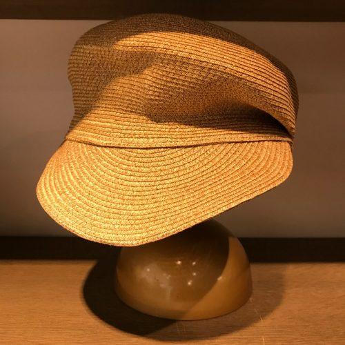 バラ色の帽子ハンチング2way