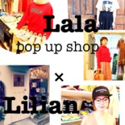 Lilian×Lala POP UP STORE